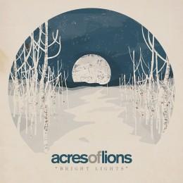AcresOfLions_BrightLights_SingleCover