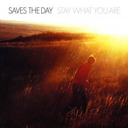 Saves_The_Day_-_Stay_What_You_Are