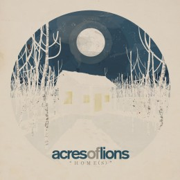 AcresOfLions_Homes_AlbumCover_1600x1600